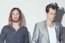 Kevin Parker and Mark Ronson