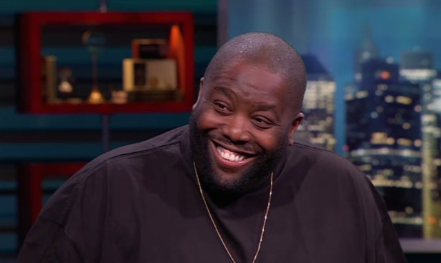 Killer Mike on The Nightly Show