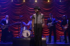 Watch Leon Bridges&#8217; Ready-For-Prime-Time <em>Tonight Show</em> Performance