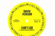 "Mark Ronson – ""I Can't Lose (Lindstrøm Remix)"" (Feat. Keyone Starr)"