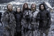 Mastodon Were Wildlings On <em>Game Of Thrones</em> Last Night