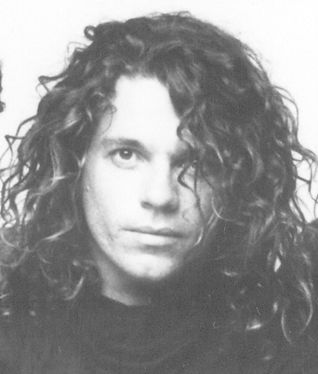 Michael Hutchence from INXS