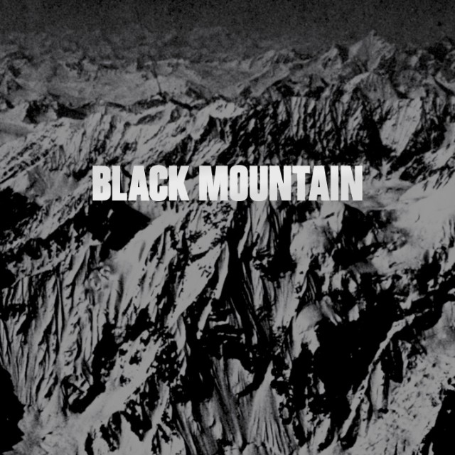 Black Mountain Self Titled