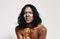 Mykki Blanco Reveals That He's HIV Positive