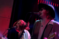 Watch Palma Violets Wild Out On <em>James Corden</em>