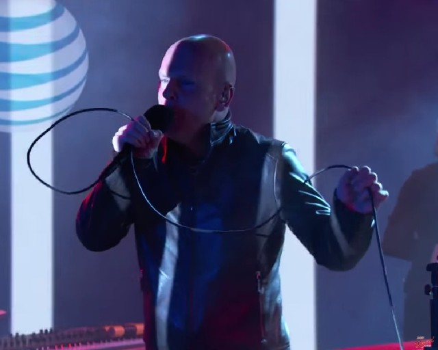 Philip Selway on Kimmel