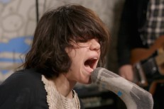 Screaming Females at AV Undercover