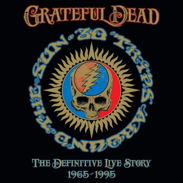 The Grateful Dead Announce $700 80-Disc Box Set