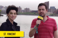 Watch Bands Share Their Least Favorite Interview Questions At GovBall