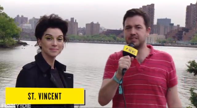 Funny Or Die Governors Ball Musicians Most Hated Questions