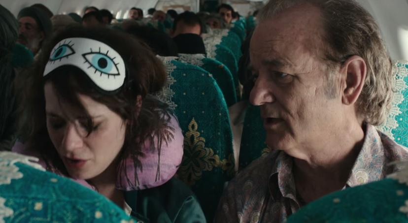 Watch Bill Murray & Zooey Deschanel In The Trailer For ...