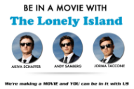 Be An Extra In The Lonely Island Movie