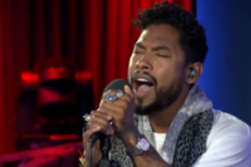 """Watch Miguel Cover Slaves' """"Hey"""" On BBC Radio 1 Live Lounge"""