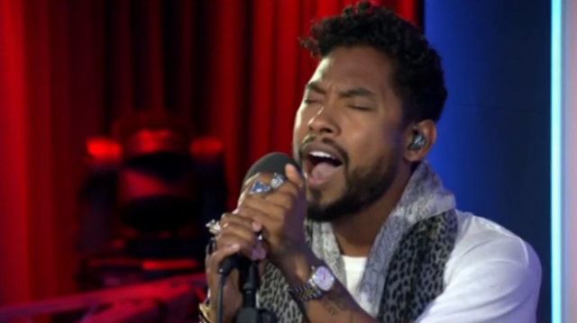 Miguel Cover Slaves Hey BBC Radio 1 Live Lounge
