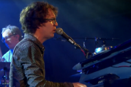 "Watch Ben Folds And yMusic Play New Song ""Phone In A Pool"" At Bonnaroo"