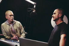 Zane Lowe Beats 1 Eminem Interview St. Vincent Show