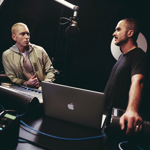 Zane Lowe Beats 1 Eminem Interview St. Vincent Show