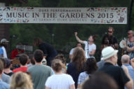 "Watch Sylvan Esso's Amelia Meath & Megafaun's Phil Cook Cover Willis Alan Ramsey's ""Northeast Texas Women"" In Durham"