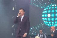 """Watch Rick Astley Cover """"Uptown Funk"""" At London '80s Festival"""