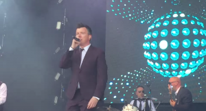Rick Astley Uptown Funk Cover