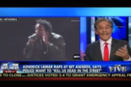 You'll Never Guess What Fox News Thinks Of Kendrick Lamar
