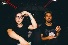 Vic Mensa and Skrillex
