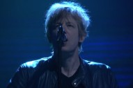 Watch Spoon&#8217;s Absolutely Kickass Cramps Cover On <em>Conan</em>