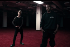 "Vic Mensa – ""U Mad"" (Feat. Kanye West) Video"