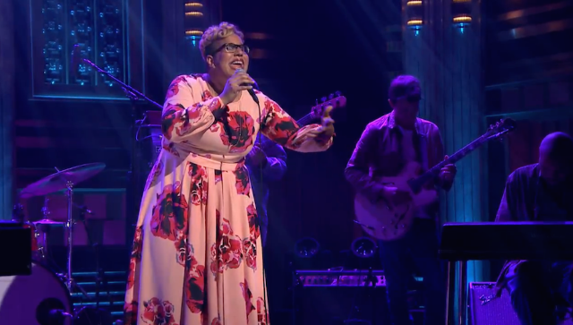 Watch Alabama Shakes Pour Their Souls Out On Jimmy Fallon