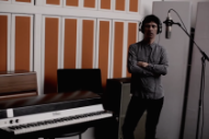 "Johnny Marr – ""Candidate"" Video"