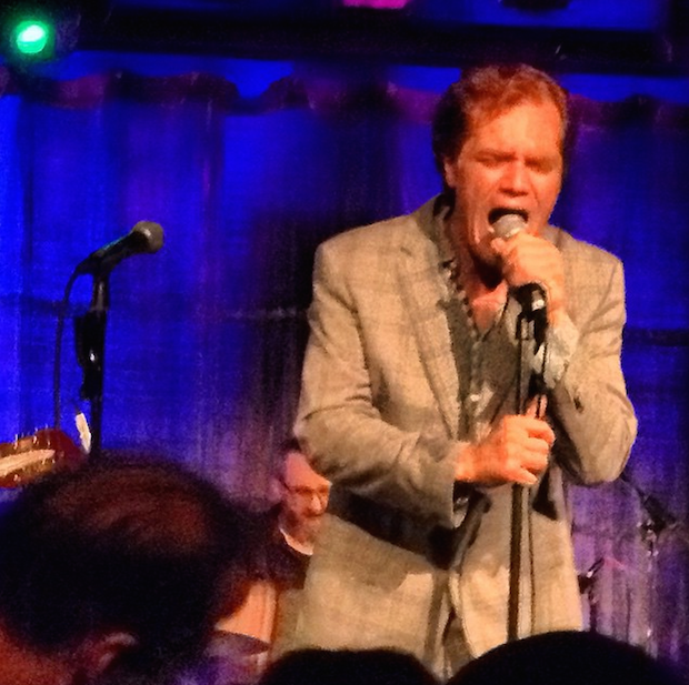"""Watch Actor Michael Shannon Cover """"The Queen Is Dead"""" At Smiths Tribute In Evanston"""
