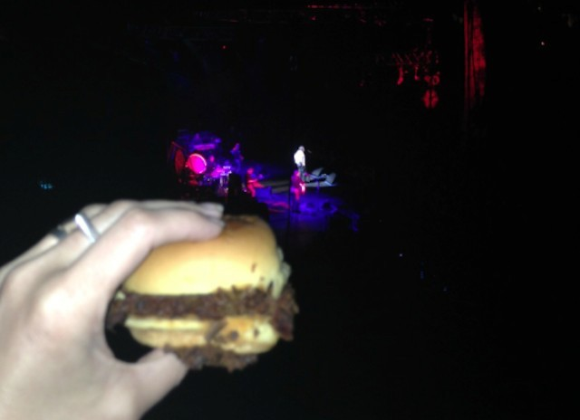 MSG Served Meat In Corporate Suites During Meat-Free Morrissey Show
