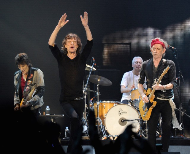 Keith Richards Threatens New Rolling Stones Album