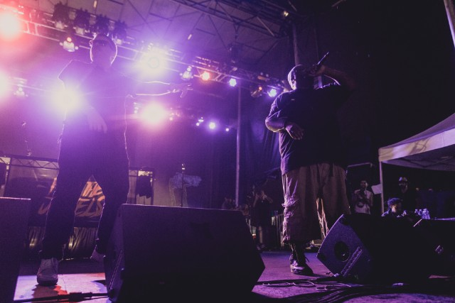 Watch Run The Jewels Bring Nas To The Stage At Northside Fest