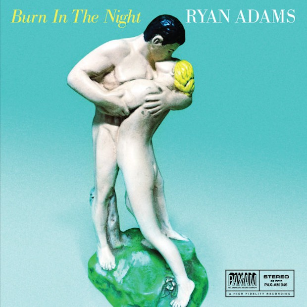 "Ryan Adams - ""Burn In The Night,"" ""Copy City,"" & ""Look In The Mirror"""