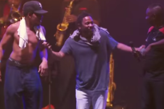Watch Kendrick Lamar & Chance The Rapper Join Earth, Wind & Fire At Bonnaroo