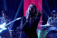 Watch Sleater-Kinney&#8217;s Full <em>Jools Holland</em> Performance