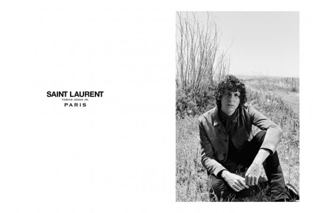 Tobias Jesso Jr. Is The New Face Of Saint Laurent
