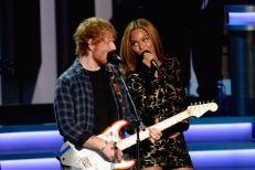 "Ed Sheeran Took Jay Z And Beyoncé To A Midtown Pub And Covered ""Empire State Of Mind"""