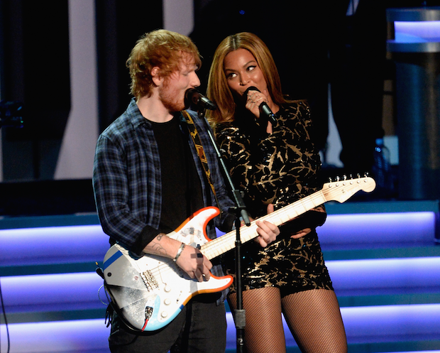"""Ed Sheeran Took Jay Z And Beyoncé To A Midtown Pub And Covered """"Empire State Of Mind"""""""