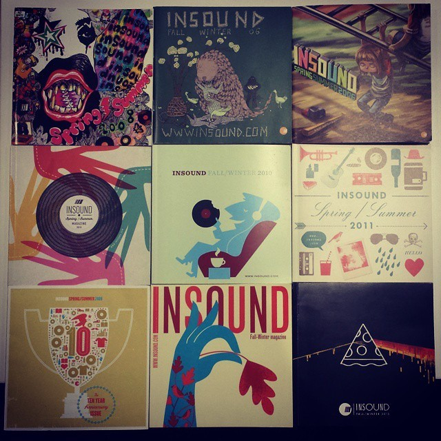 Insound Gigantic Sale Shutting Down