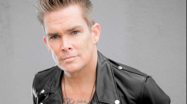 <em>Sharknado 2</em>'s Mark McGrath Announces Debut Solo Record