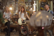"Veruca Salt – ""Laughing In The Sugar Bowl"" Video"