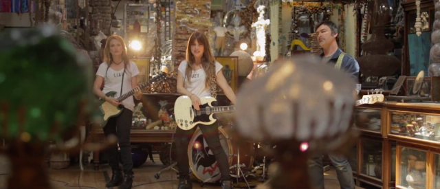 "Veruca Salt - ""Laughing In The Sugar Bowl"" Video"