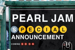 Pearl Jam Tease Special Announcement, Possibly NYC Show