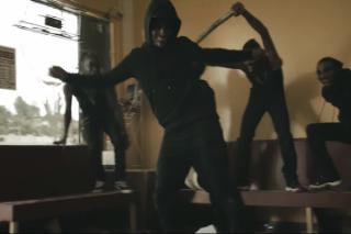 "Yogi & Skrillex – ""Burial"" Video (Feat. Pusha T & Dennis Rodman)"