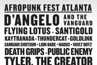 AFROPUNK Announces Inaugural Atlanta Festival With D'Angelo, Flying Lotus, Death Grips, Santigold, Danny Brown