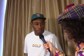 Watch Nardwuar Reunite With Tyler, Th