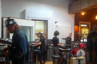 Skrillex And Diplo Just Hit The Studio With Arcade Fire