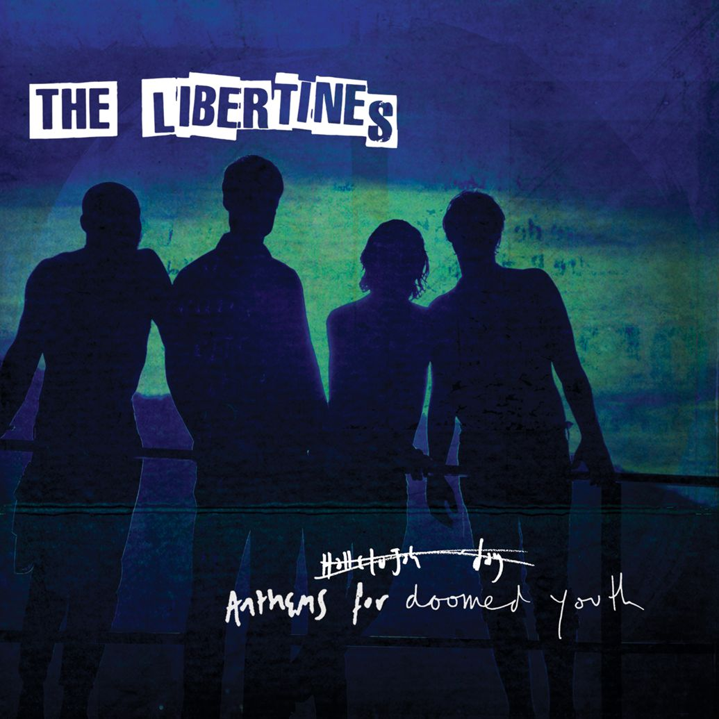 the libertines announce new album anthems for doomed youth